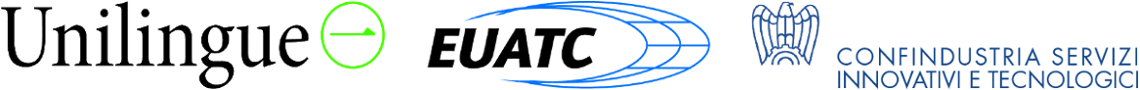 Unilingue - EUATC - Confindustria SI